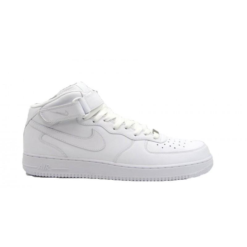 """Air Force """"One"""" MID BLANCAS"""