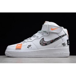 air force 1 just do it blancas